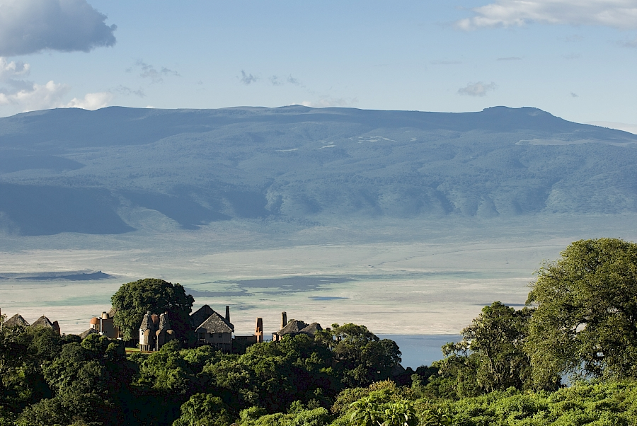 LUXE REIZEN  - TRAVEL IN LUXURY - LUXURY IS TRAVELLING  TANZANIA_LUXE SAFARIS TANZANIA**TREASURES OF TANZANIA, NGORONGORO CRATER LODGE