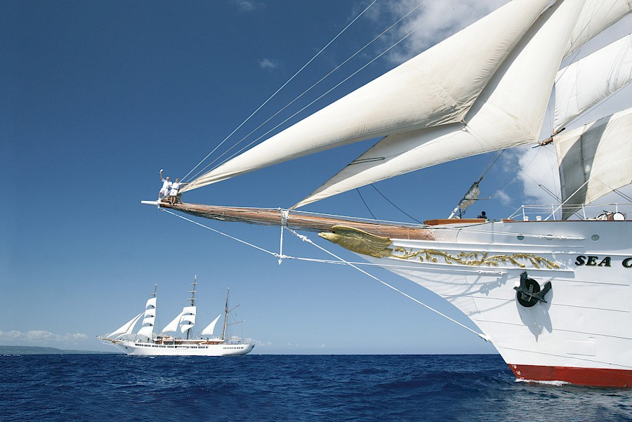LUXE REIZEN  - TRAVEL IN LUXURY - LUXURY IS TRAVELLING_LUXE CRUISES**SEA CLOUD